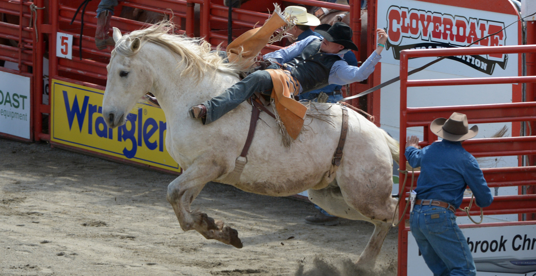 A huge rodeo and country fair is returning to Metro Vancouver this month