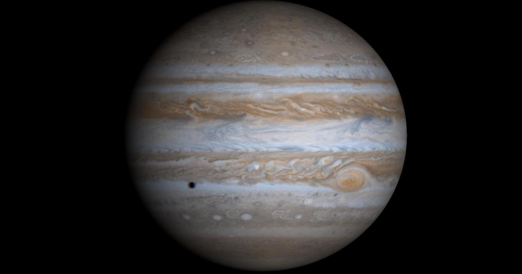 Jupiter will be shining brightly close to Earth this week