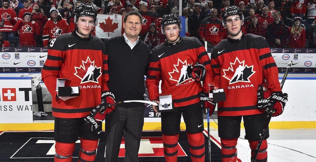 World juniors canada