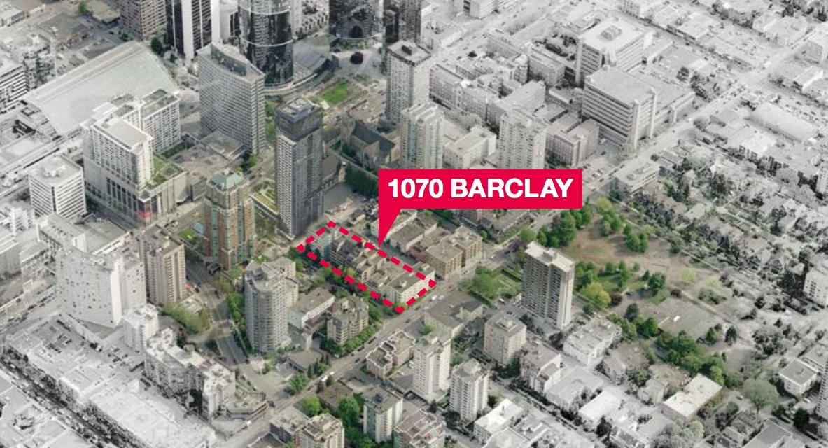 1070 Barclay Street
