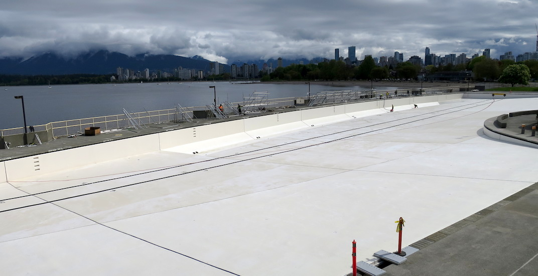 Kitsilano outdoor pool to reopen with saltier waters after major renovation