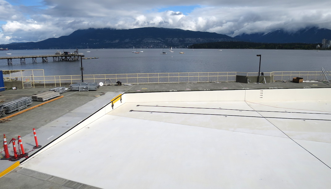 Kitsilano Pool renovated