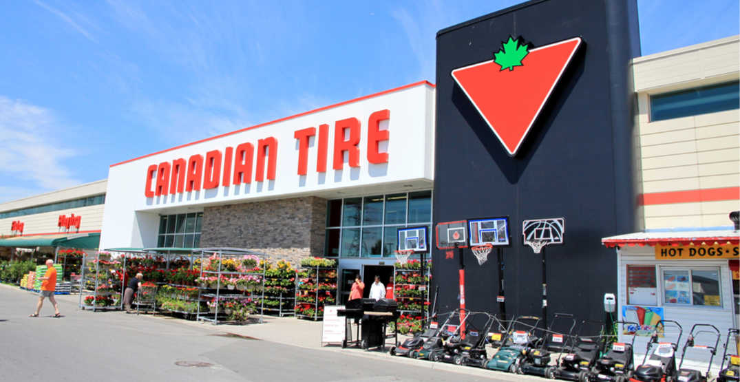 Canadian Tire to buy Party City Canada in $174.4 million deal