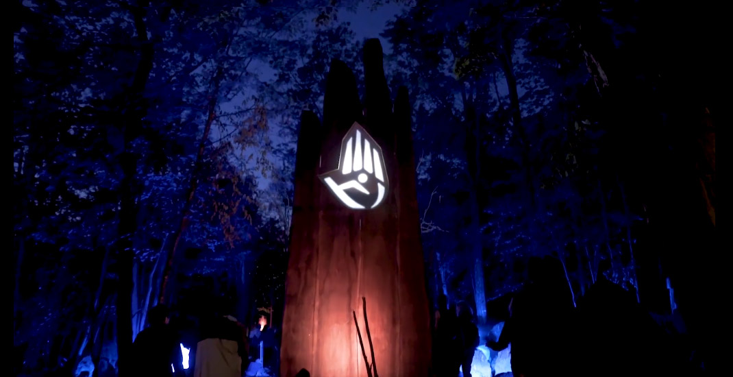 Search for a giant at an enchanted Mont-Tremblant event all summer