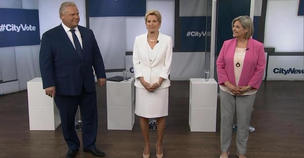 74% of Ontario voters wish there were different party leaders to choose from: Poll