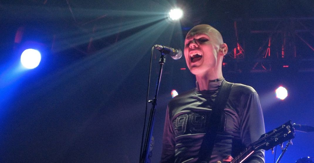 Smashing Pumpkins will be playing a concert in Calgary this fall