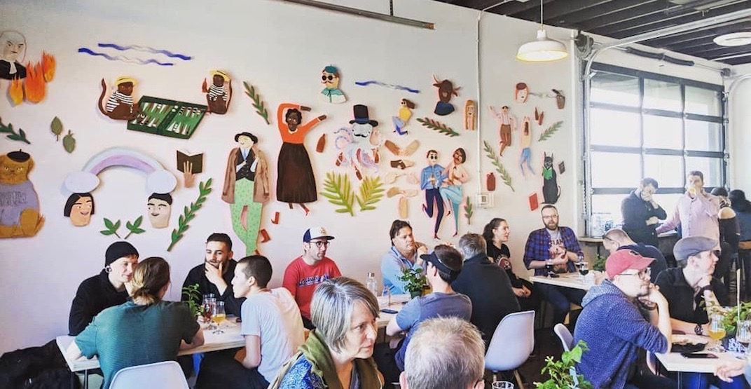 This Calgary brewery's gorgeous new space is everything