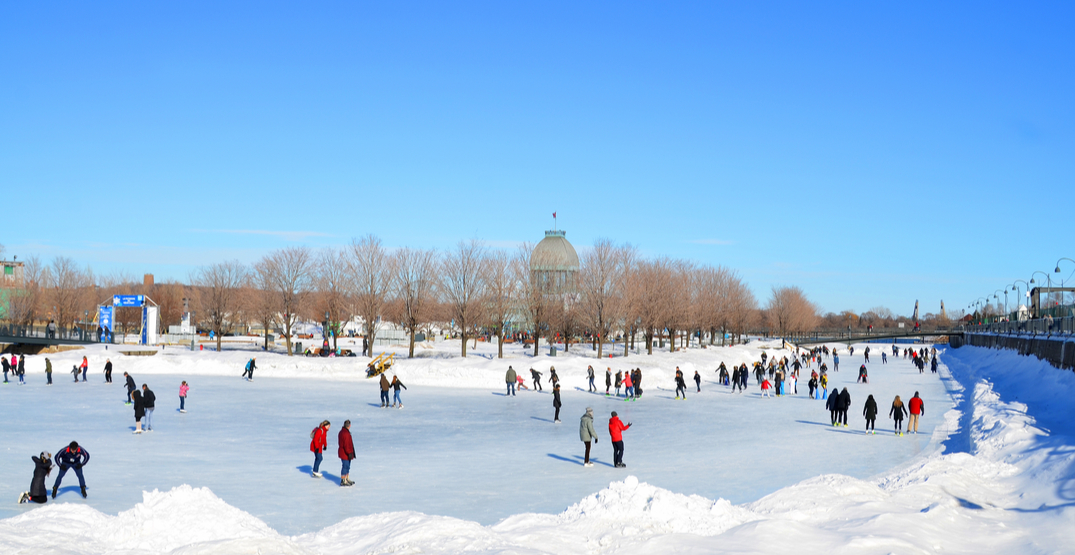 A refrigerated ice skating ring to be installed at Angrignon Park by November 2019