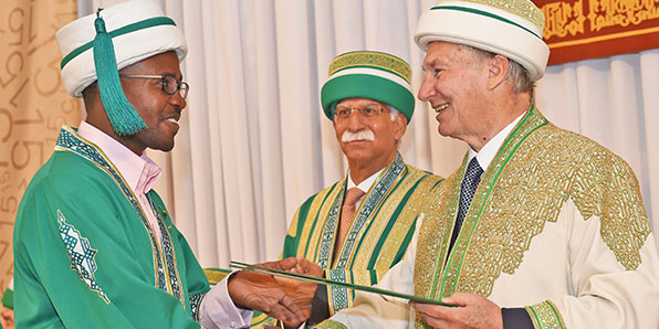 aga khan university uganda chancellor