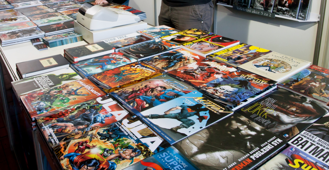 How to find out how much your comic book is worth: Fan Expo