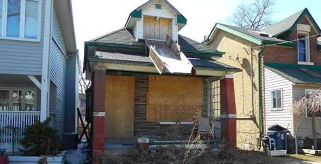 You can still buy a 'house' for under $700,000 in Toronto (PHOTOS)