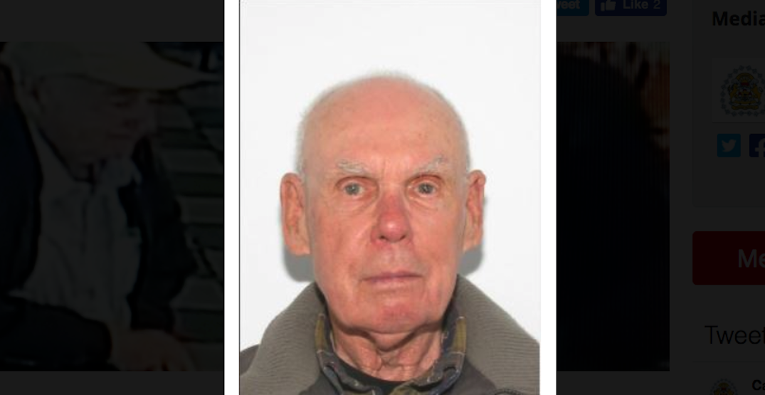 86-year-old Calgary man missing since Monday