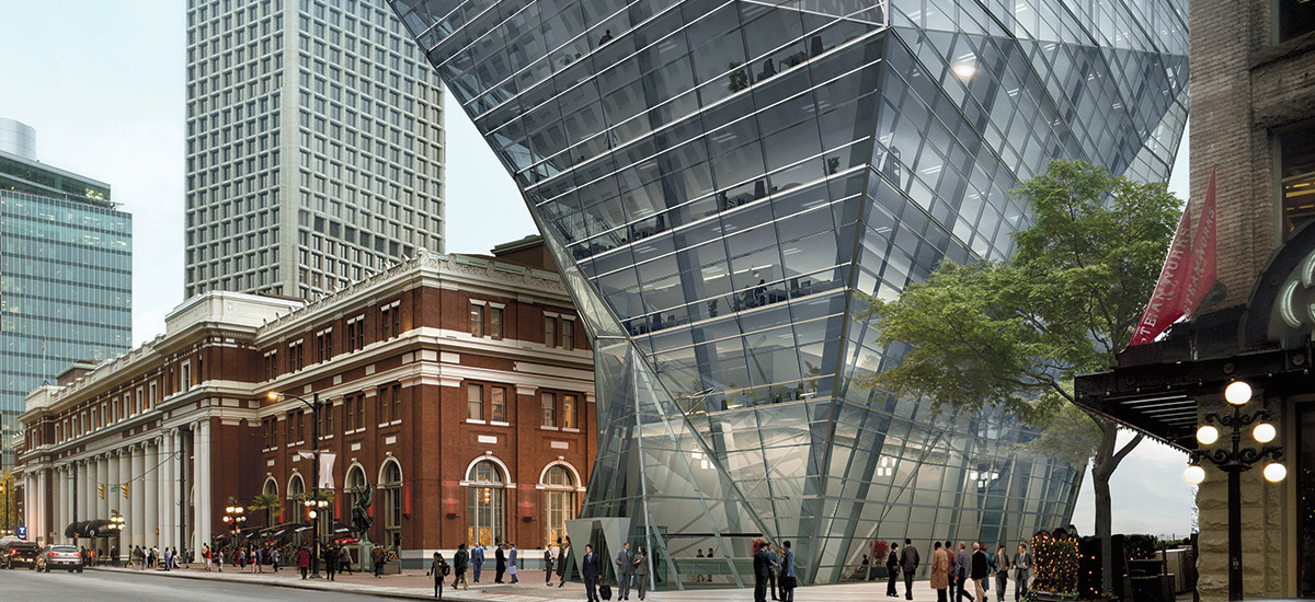 New design for 'origami' tower at Waterfront Station to be revealed next week