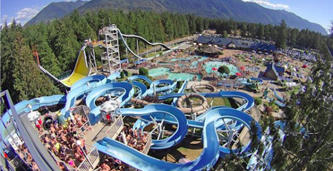 BC's biggest waterpark opens for the season next month