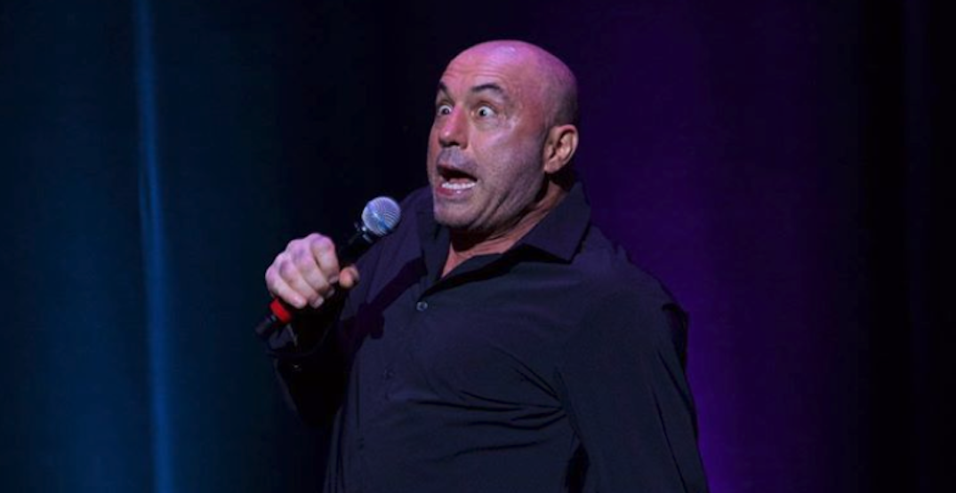 Joe Rogan will be performing near Vancouver this summer