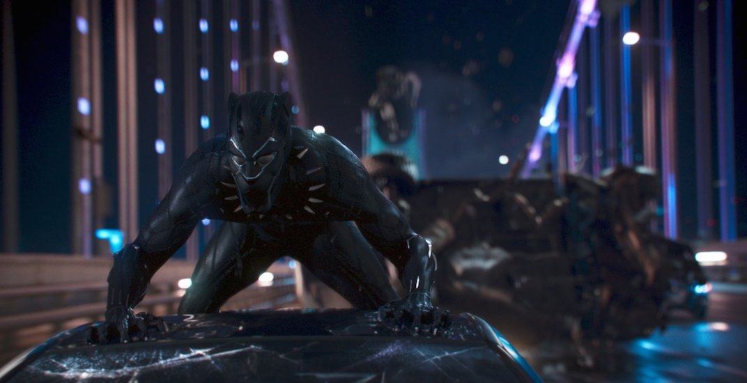 You can see Black Panther for FREE at an outdoor screening this summer