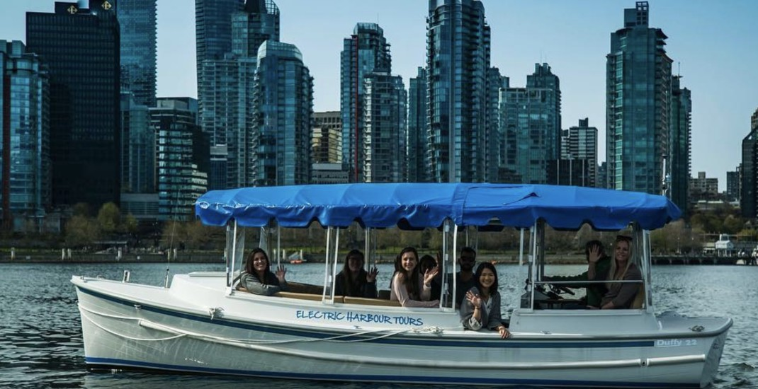 Vancouver's first electric boats have arrived