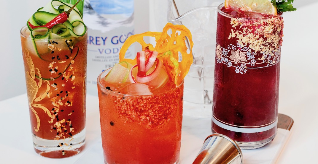 3 ways to take your Caesars to the next level (RECIPES)