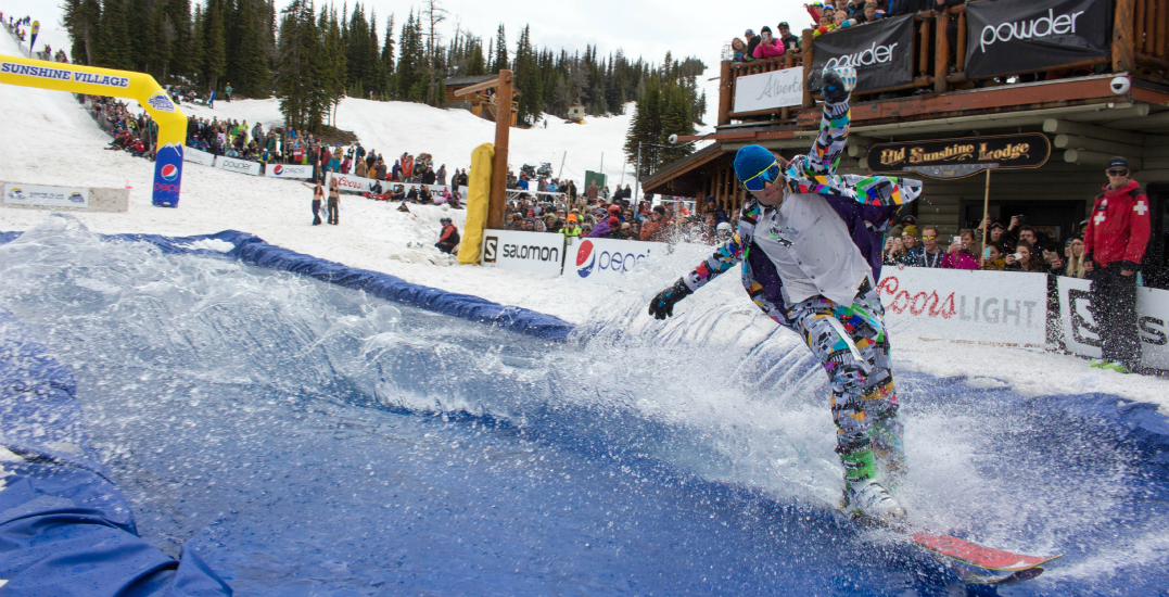 5 ridiculously fun events happening at Banff Sunshine Village this Slush Cup long weekend