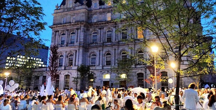 Montreal's Dîner en Blanc tickets are now available