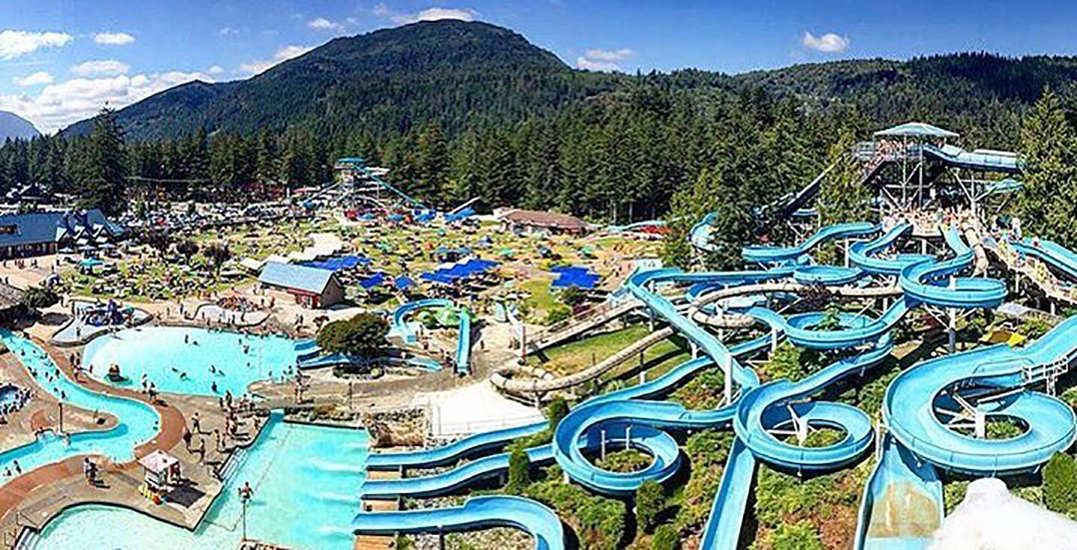 7 Of The Best Bc Waterparks You Should Be Sliding Into