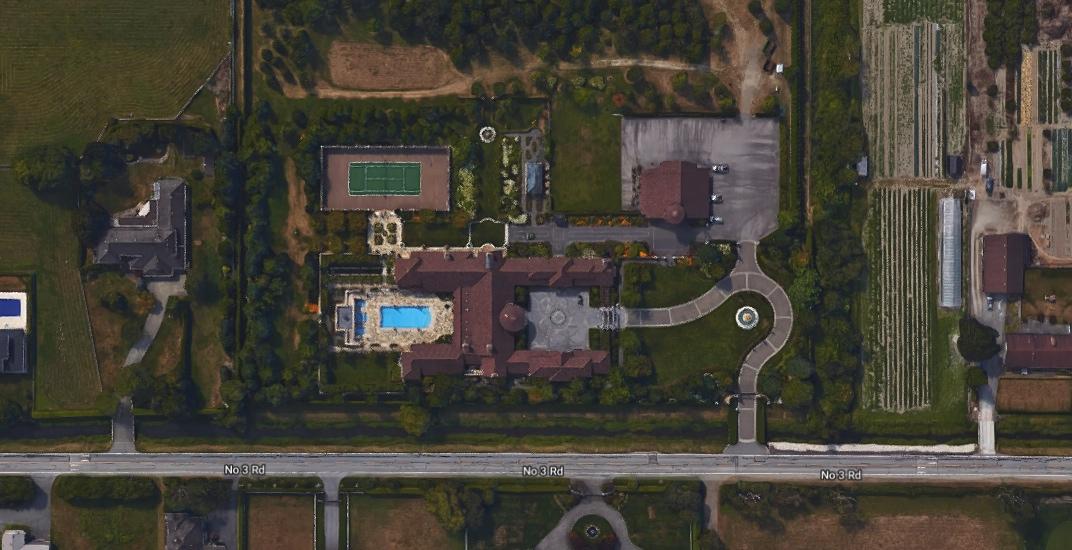 Richmond mega mansions farmland agricultural land reserve