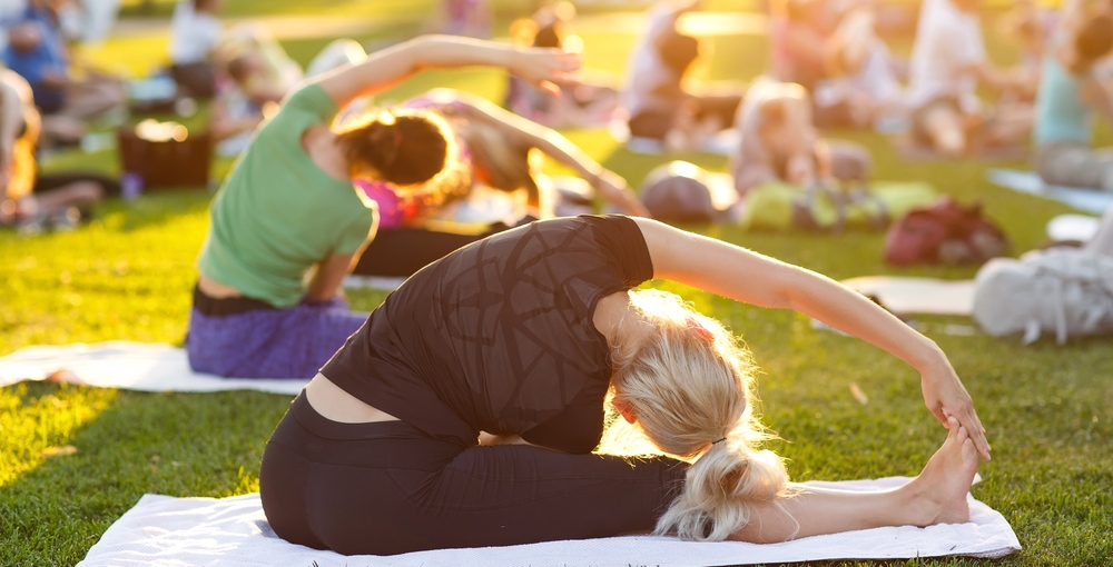 These Montreal parks are offering free yoga all summer