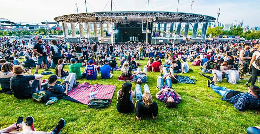 You can buy a Season Pass to go to EVERY concert at Budweiser Stage this year
