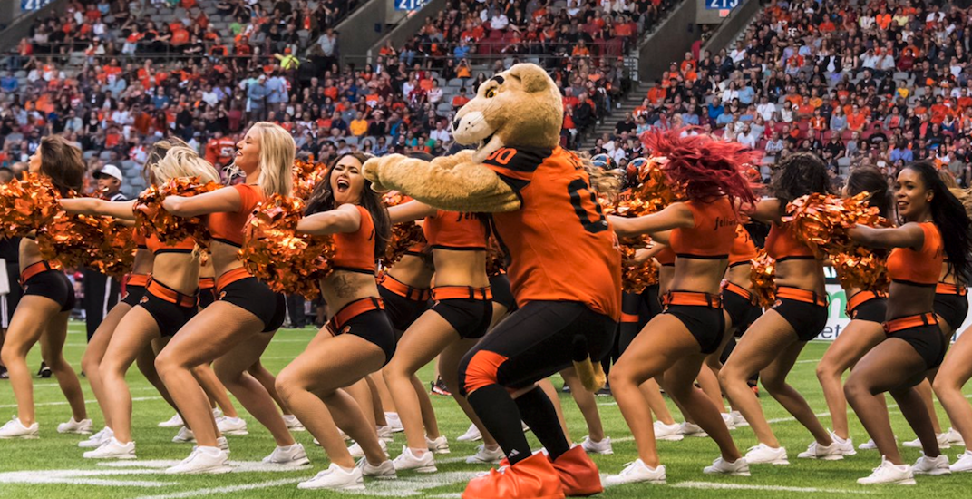 BC Lions unveil new $20 general admission 'party' section tickets