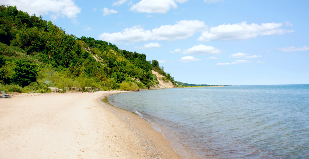 You can check Toronto's beach water quality before your next swim