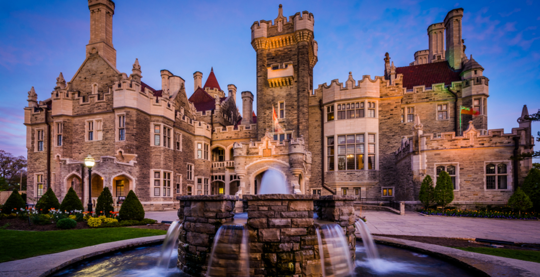 A dragon-themed escape room is coming to Casa Loma next month
