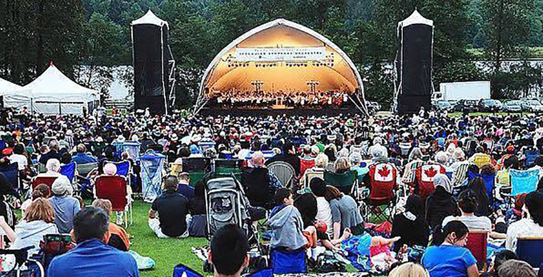 The Vancouver Symphony Orchestra is hosting a free outdoor concert this summer