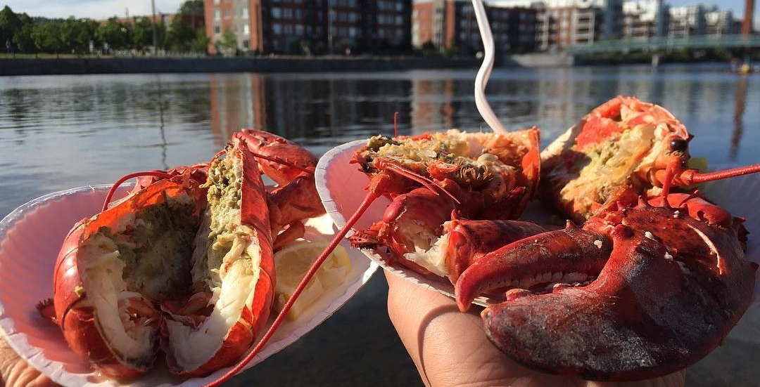 Award-winning outdoor seafood festival returns to Montreal this month