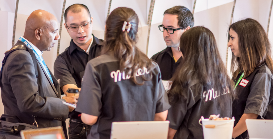 These SFU students are working with Microsoft to create a life-changing tech solution for anxiety management