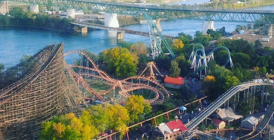 LaRonde reopens for the summer this weekend in Montreal