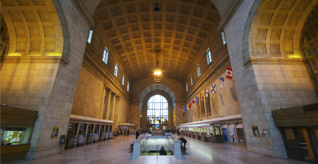 Union Station participating in Doors Open for first time in almost a decade