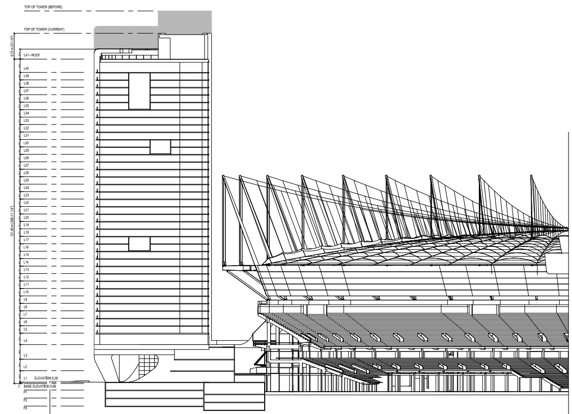 BC Place Site 10C Tower
