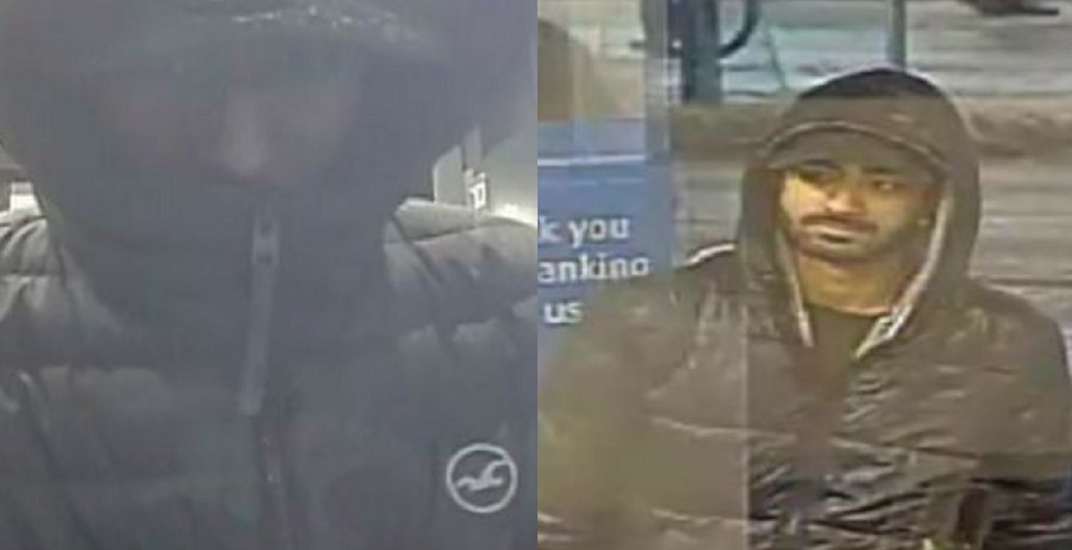 Toronto Police seeking two suspects wanted for fraud and theft (PHOTOS)