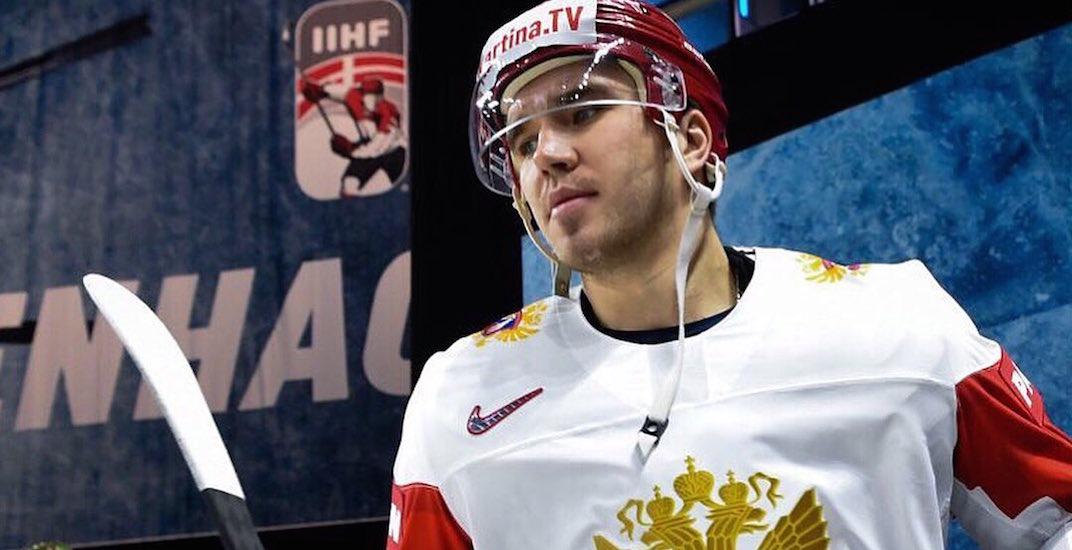 Nikita tryamkin russia