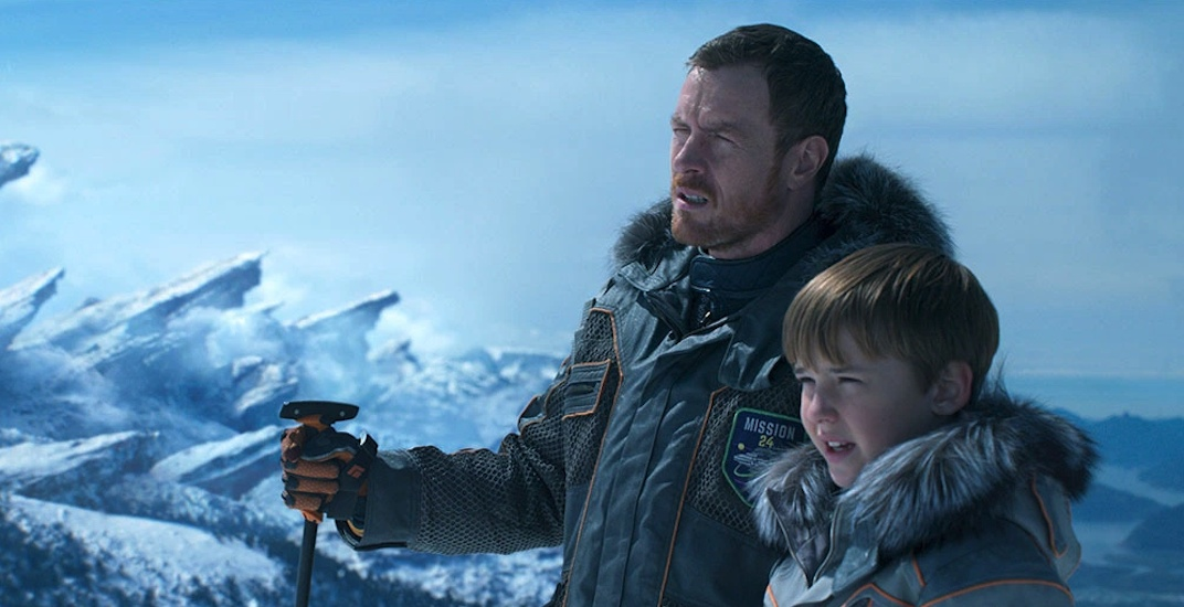 Vancouver-filmed Netflix series 'Lost In Space' renewed for second season
