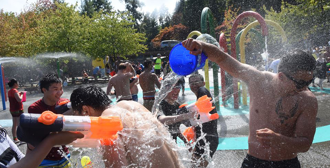 Vancouver's largest water fight returns to Stanley Park next weekend