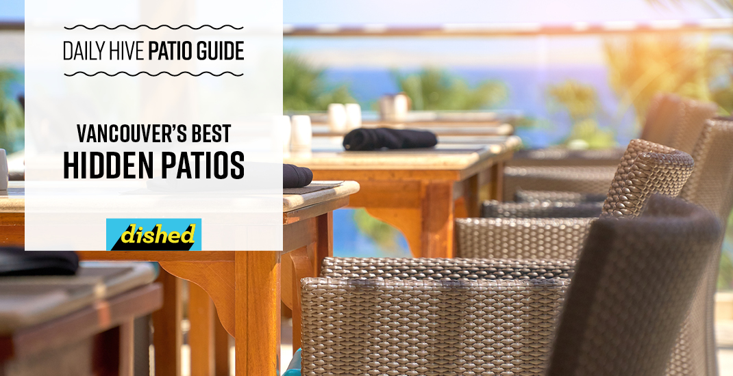 Best hidden patios in Vancouver