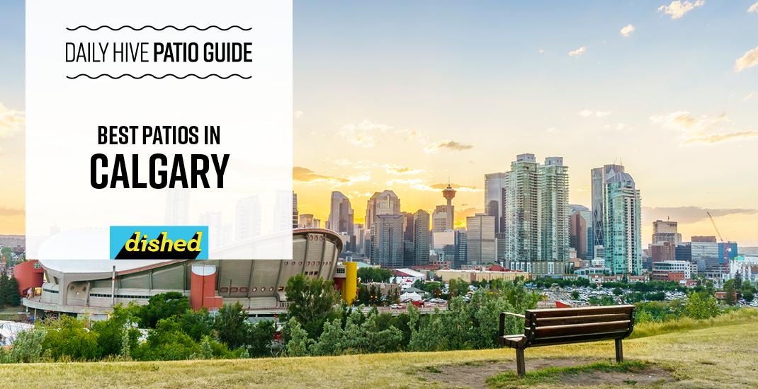 Best patios in Calgary