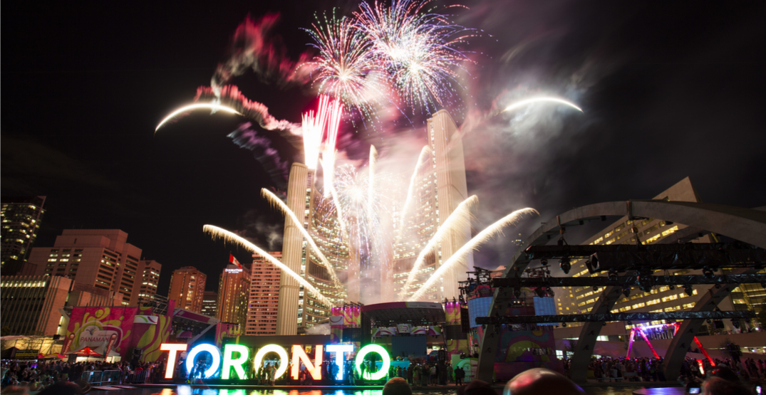 This massive Toronto event celebrates Ramadan at Nathan Phillips Square