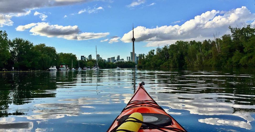 30 beautiful photos to get you excited for summer in Toronto