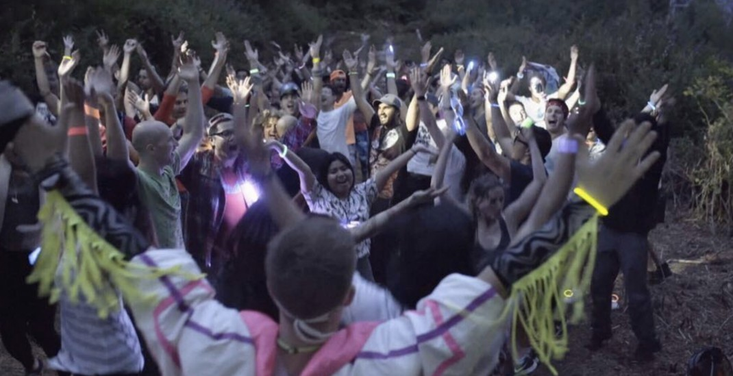 This Hike Rave could be the most Vancouver event ever