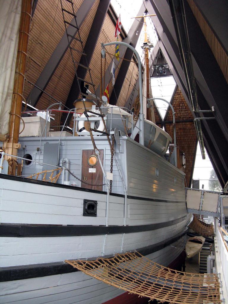 St. Roch Vancouver Maritime Museum