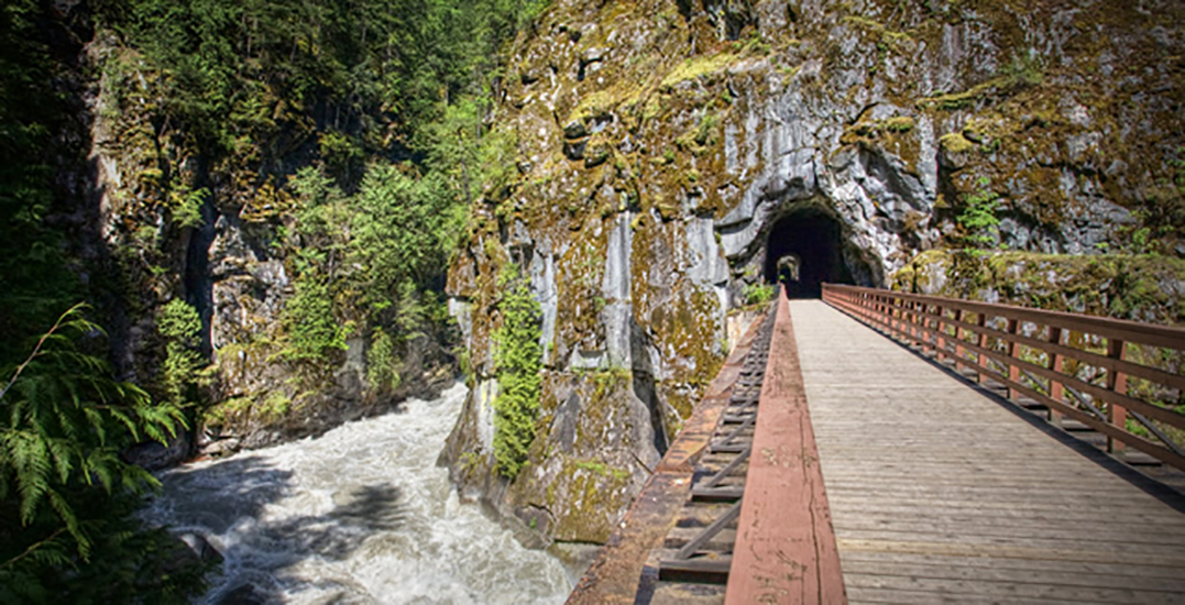 BC's enchanting Othello Tunnels are slated to open next month