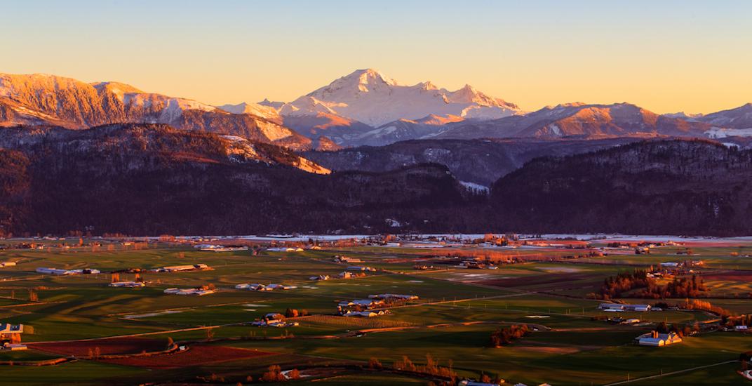 Mount Baker Fraser Valley