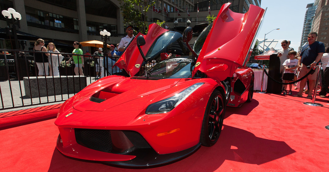 Theres A Huge Exotic Car Show Happening In Yorkville Next Month - Next car show near me